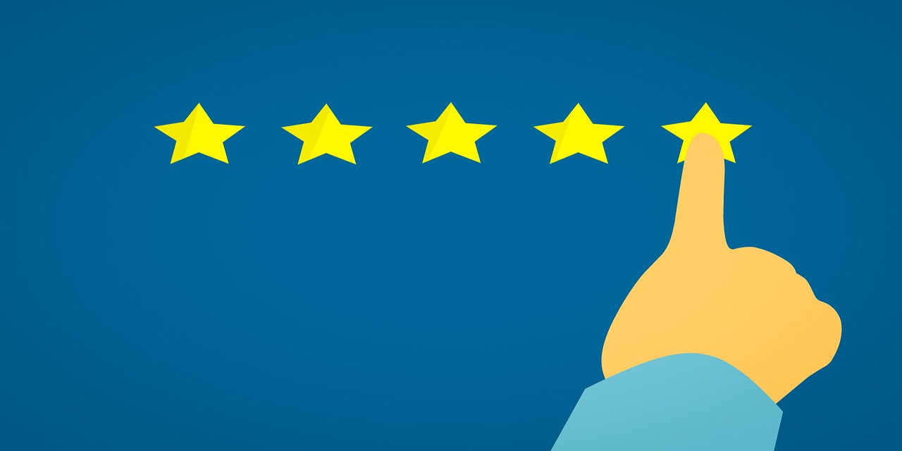 customer experience best excellent service rating