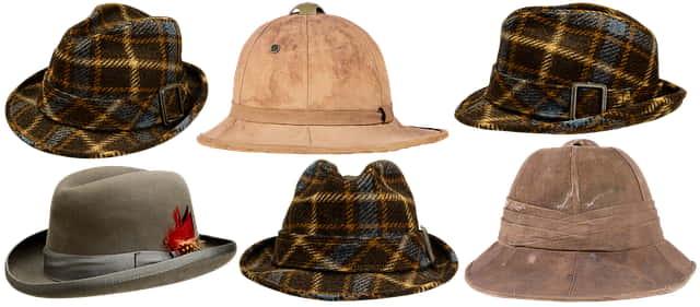 mens hat fashion fashionable elegance retro style