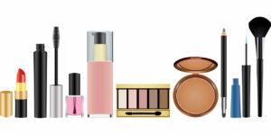 cosmetics the make-up woman makeup lipstick