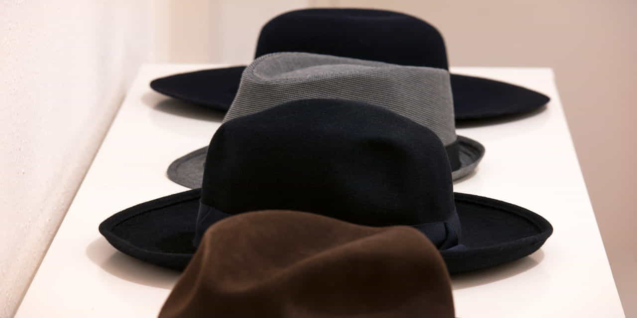 hats felt fedora headwear wool felt