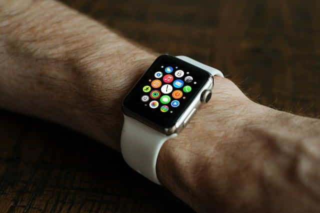 smart watch apple wrist wristwatch watch