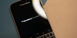 BlackBerry Classic Phone