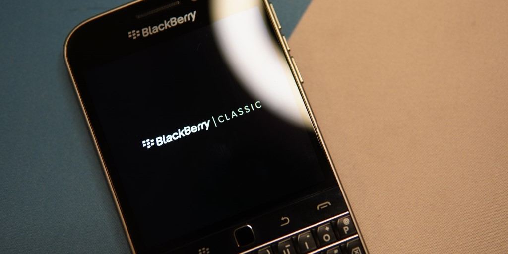 BlackBerry Positioned For The Future Held Back By A Name