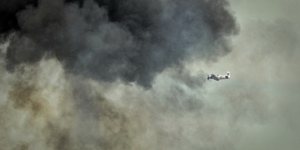 IDF hits targets on Hamas sites after 3rd day of fires sparked by incendiary balloons