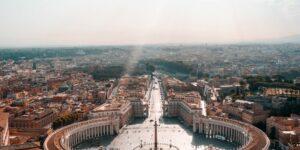 Vatican City Outdoor Saint Peter's Square