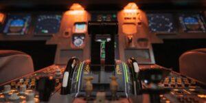cockpit throttle by moritz mentges