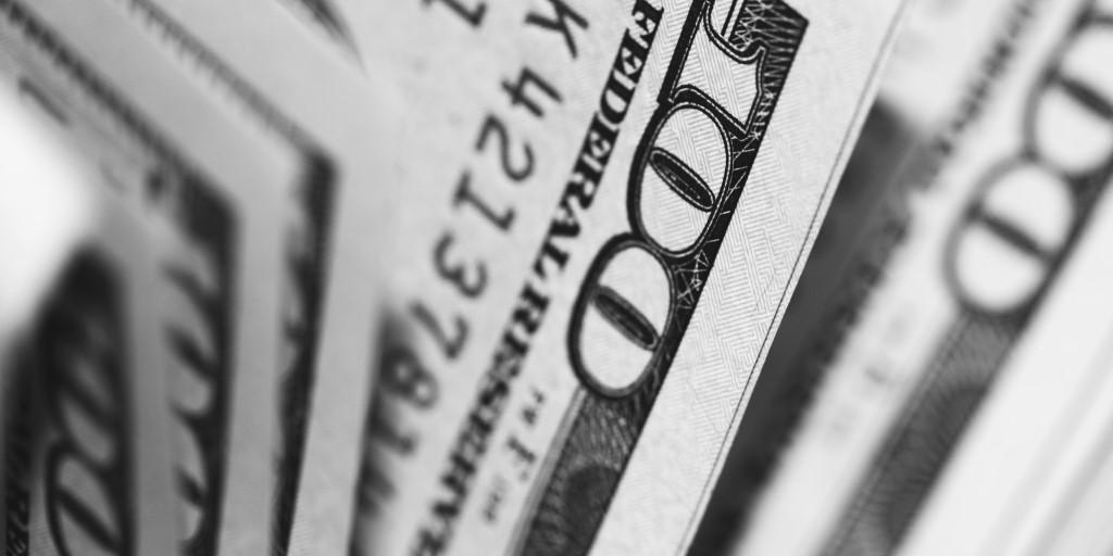 money currency fund investment cash 100 dollar bills