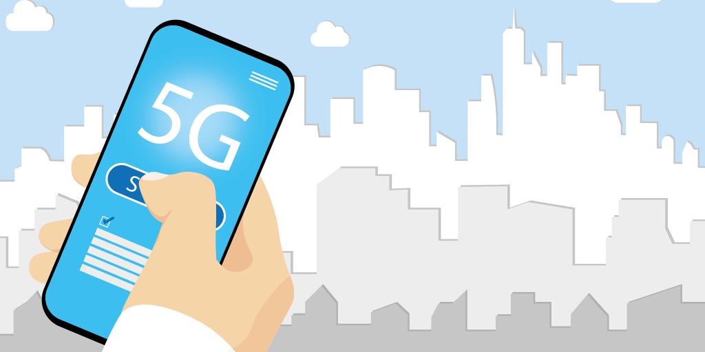smartphone internet technology mobile phone 5G