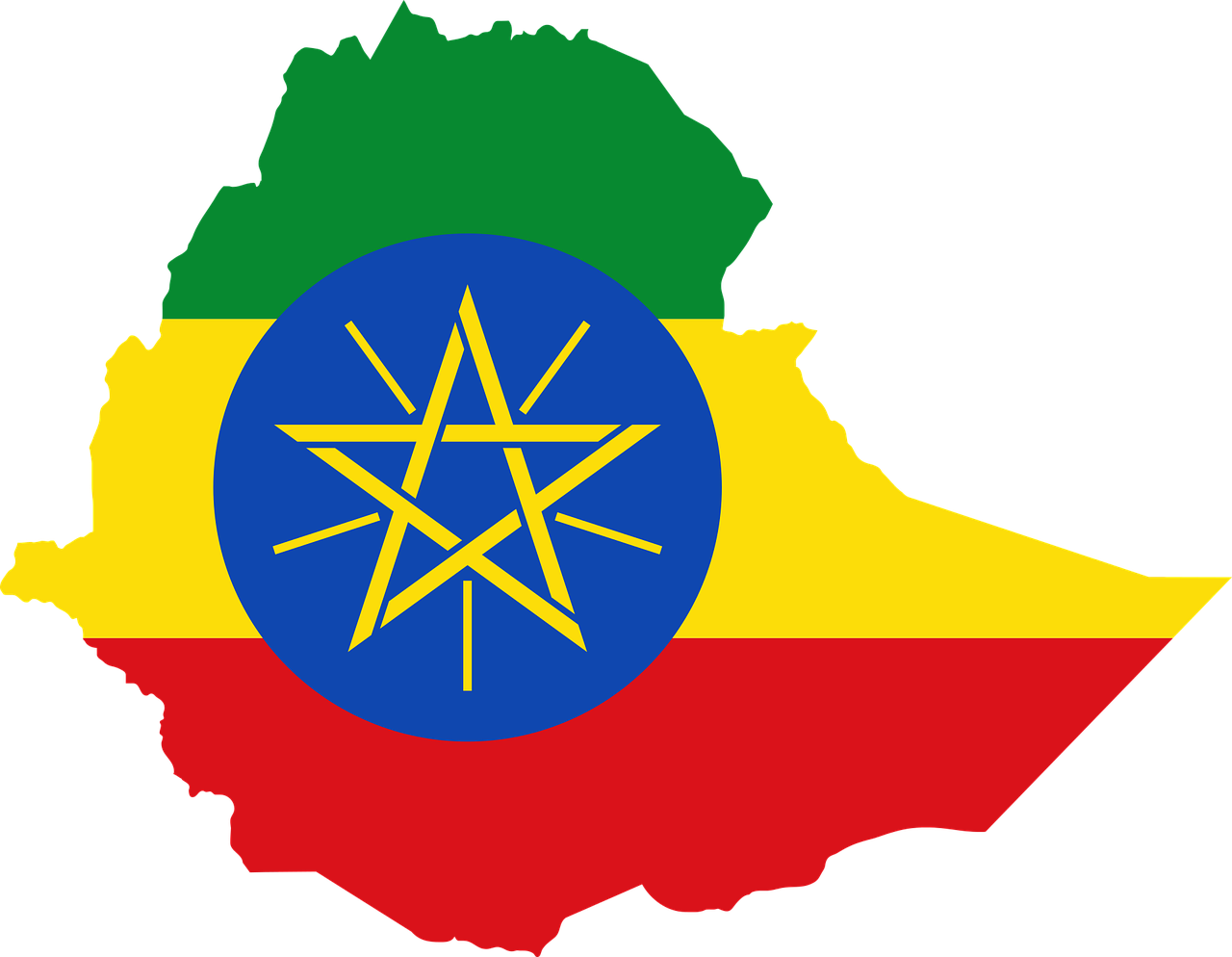 Bodies with gunshot wounds and bound hands were found floating in the river between Ethiopia's Tigray and Sudan