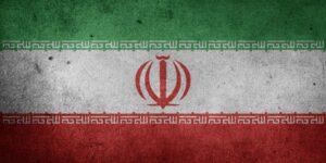 iran flag middle east national flag