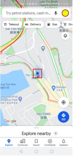 locate-android-phone-location-using-iphone