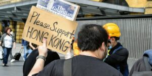 protest support demonstration uprising