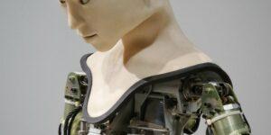 robot machine intelligence Ai humanoid