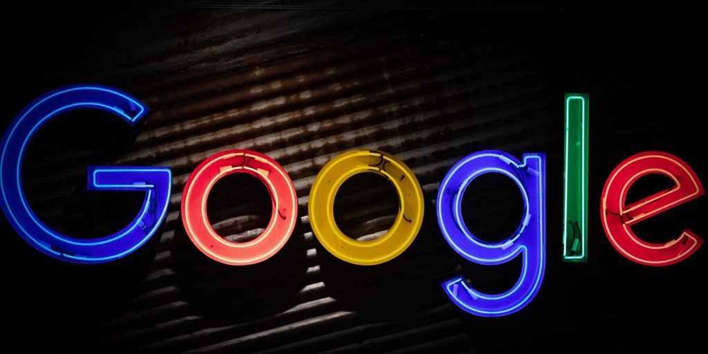 Logo, Google Sydney