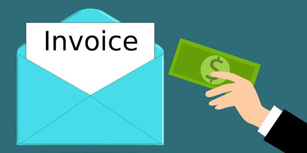 Pay Bill Invoice Template Invoice Icon Payment