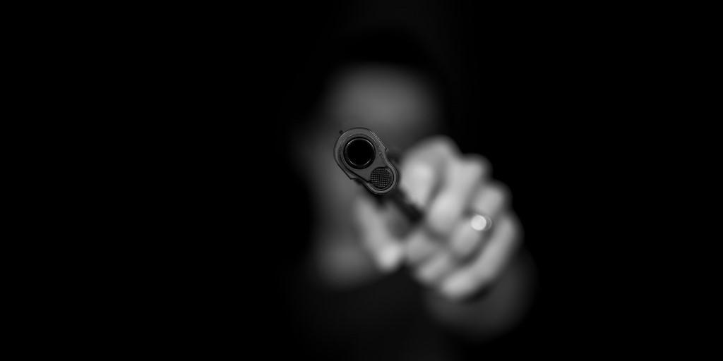 gun pistol weapon handgun